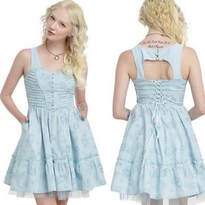 Disney Alice Through The Looking Glass Blue Dress